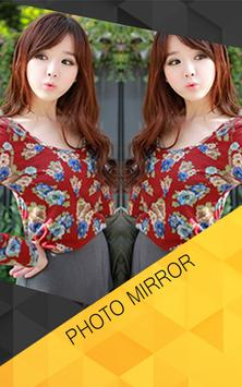 Mirror Photo Selfie Camera poster