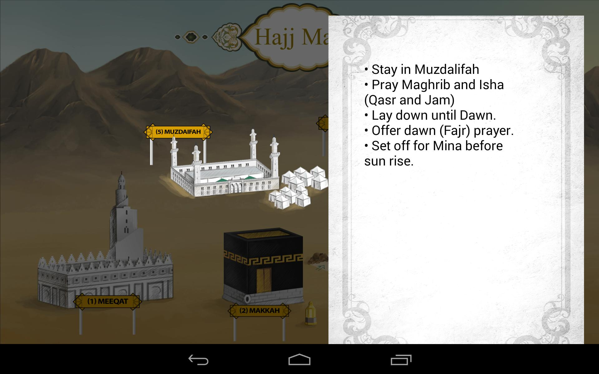 Hajj And Umrah for Android - APK Download