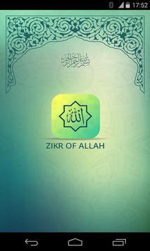 Zikr of Allah - Duas & Azkar poster