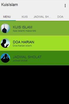 Kuis Islam 2017 poster