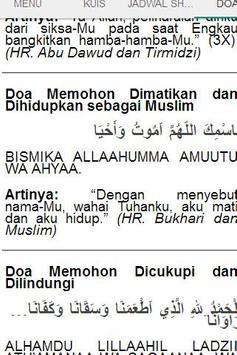 Kuis Islam 2017 screenshot 1