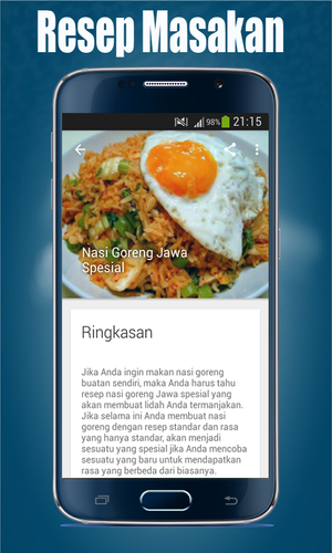 Resep Masakan Indonesia Apk 1 1 1 Download For Android Download Resep Masakan Indonesia Apk Latest Version Apkfab Com