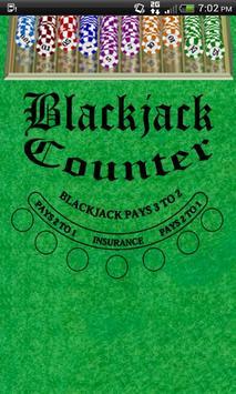 BlackJack Counter poster