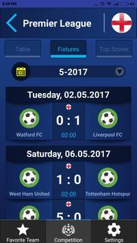 Football Stats, Live Scores apk screenshot