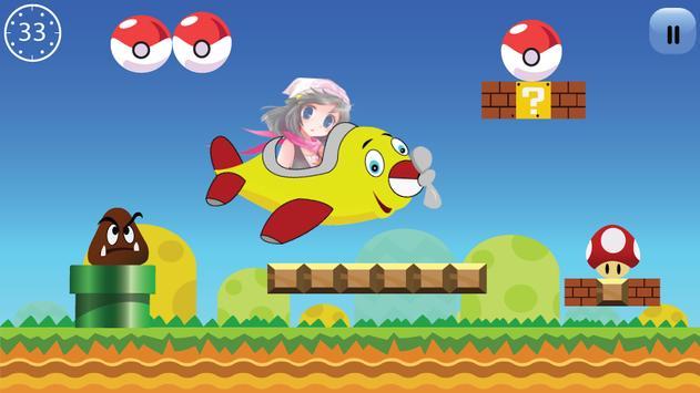princess dawn  run jump, adventure apk screenshot