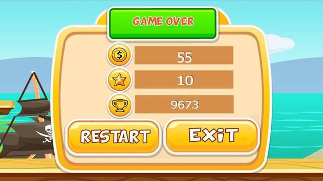 Pirate Run screenshot 4