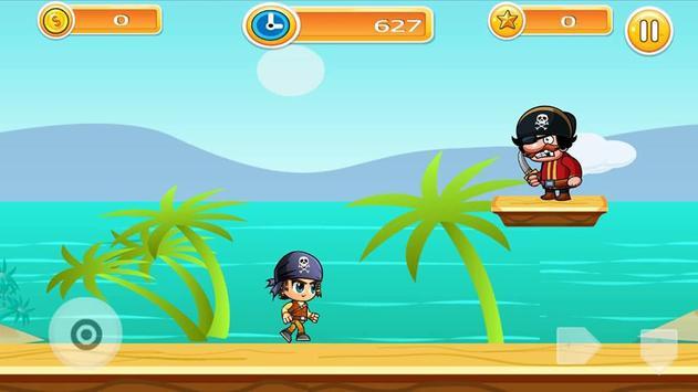 Pirate Run screenshot 1