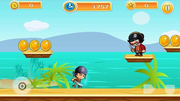 Pirate Run screenshot 2