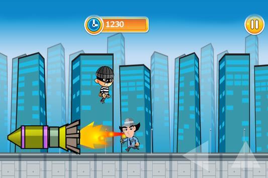 Inspector Super Max Run apk screenshot