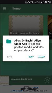 Dr Bashir Aliyu Umar DawahBox screenshot 2