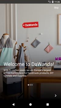 DaWanda poster