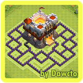 Maps of COC 2016 icon