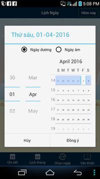 VietNam Calendar screenshot 3