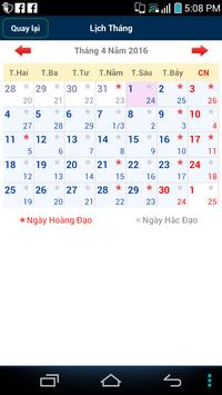 VietNam Calendar screenshot 7