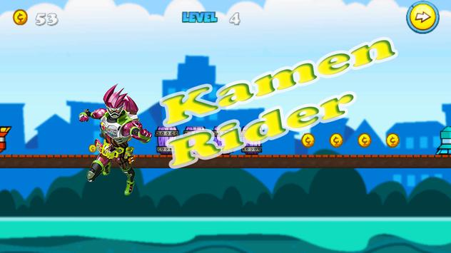 Kаmen Ridеr Ex-Aiԁ Run apk screenshot