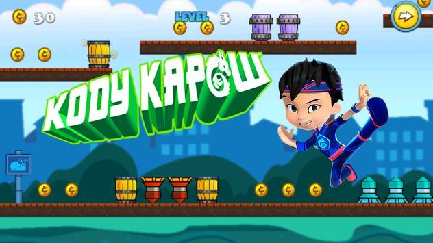 kоdy kapоw sprout super hero apk screenshot