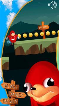 UGANDA Knuckles Adventure screenshot 1