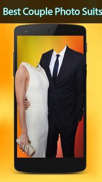 Couple Photo Suit Editing apk screenshot