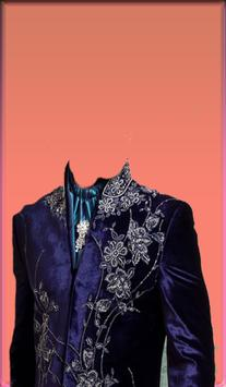 Sherwani Suit Photo effects screenshot 1