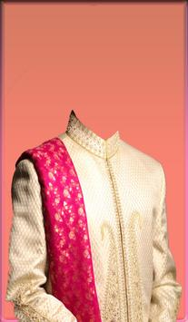 Sherwani Suit Photo effects screenshot 2