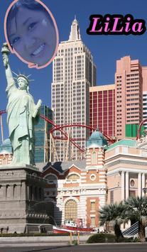 Famous Places Photo Frames apk screenshot