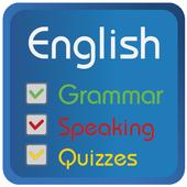 Learn english grammar quickly icon