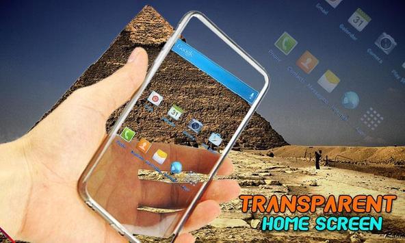 Transparent Mobile Wallpaper apk screenshot