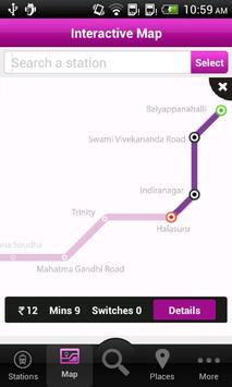 Bangalore Metro screenshot 4