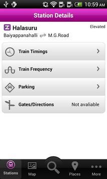 Bangalore Metro screenshot 5