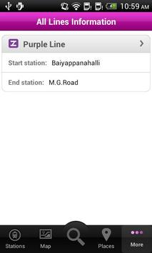 Bangalore Metro screenshot 6
