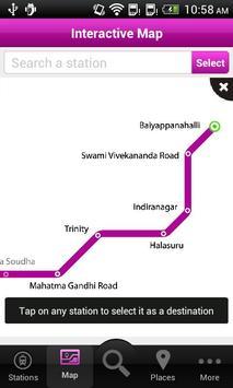 Bangalore Metro screenshot 7