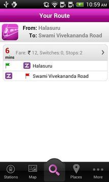 Bangalore Metro screenshot 2