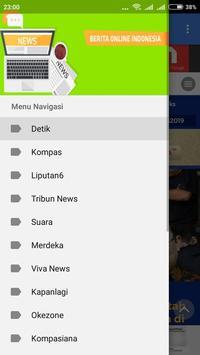Berita Online Indonesia screenshot 1