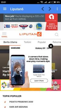 Berita Online Indonesia screenshot 5