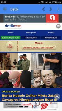 Berita Online Indonesia screenshot 6