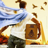 Boca de Urna (Argentina) icon