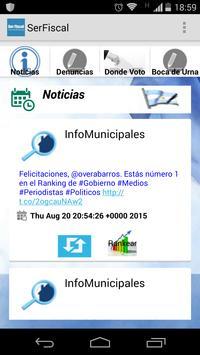 Boca de Urna (Argentina) apk screenshot