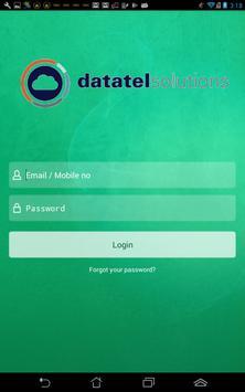 AttendantApp Datatelsolutions poster