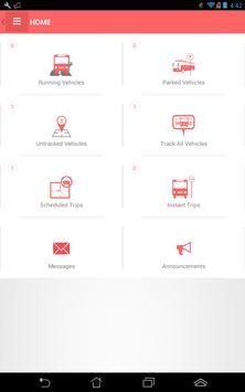 TransportAdmin Datatelsolutions screenshot 1