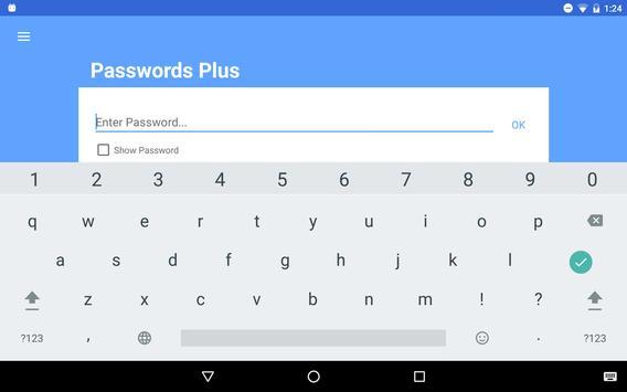 Passwords Plus Password Mgr screenshot 12