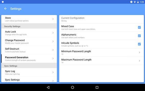 Passwords Plus Password Mgr screenshot 16
