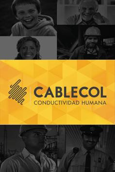 Cablecol poster