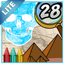 Coloring Book 28 Lite: World History APK