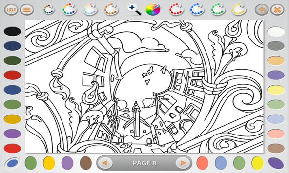 Intricate Color Lite: Places screenshot 11