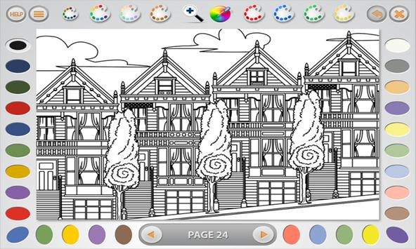 Intricate Color Lite: Places screenshot 2