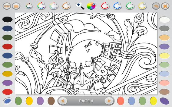 Intricate Color Lite: Places screenshot 7