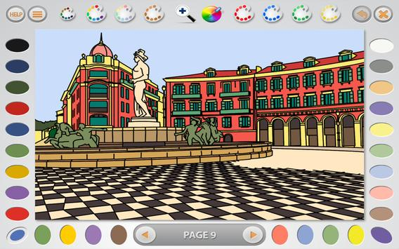 Intricate Color Lite: Places apk screenshot