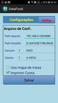 DataSet-Food screenshot 2