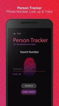 Person Tracker by Mobile Phone Number in Pakistan screenshot 2