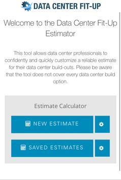 Data Center Fit-Up screenshot 1